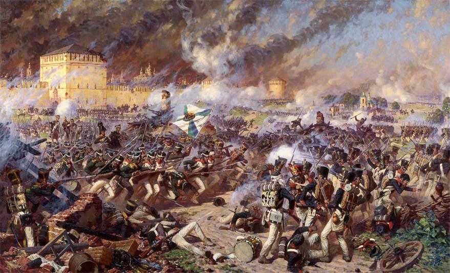 П.И.Багратион и М.Б.Барклай де Толли. Взаимоотношения и причины конфликта в войне 1812 г.
